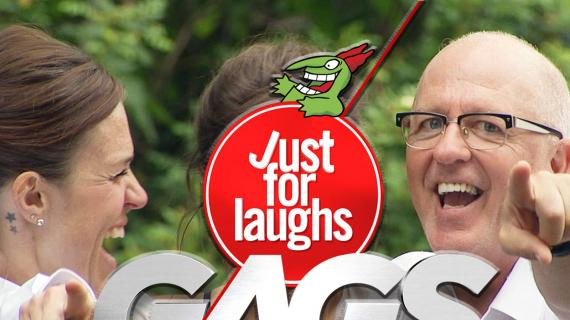 Just for laughs Canada Red Leaf